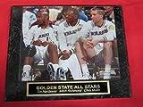 Golden State Warriors Chris Mullin Tim Hardaway