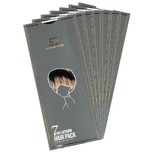 SD Волосы 7 дней Паровая волос пакет (Premium Edition) 7 х 30 г