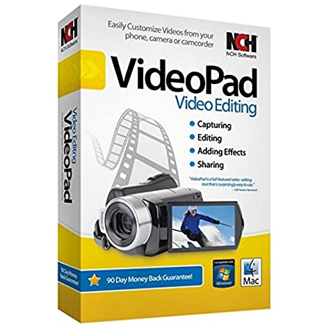 VideoPad Video Editor 6.00