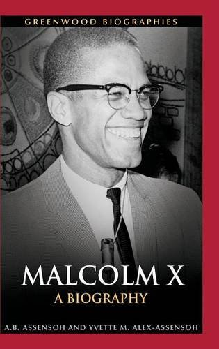 Malcolm X: A Biography (Greenwood Biographies)