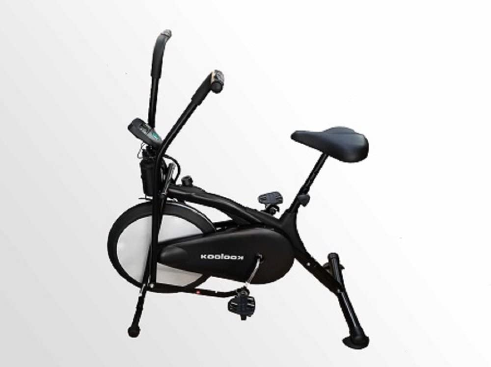 Koolook Air Bike Orbit, Bicicleta Elíptica + Bicicleta Estática 2 ...