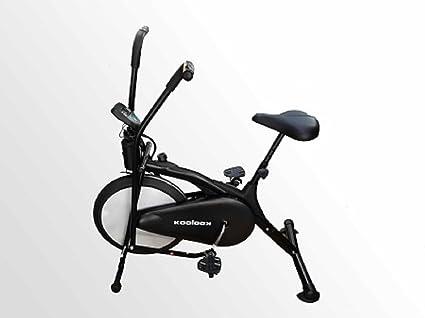 Koolook Air Bike Orbit, Bicicleta Elíptica + Bicicleta Estática 2-En-1: Amazon.es: Deportes y aire libre