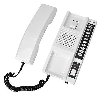 433Mhz Universal door phone, Wireless intercom system secure interphone  headphones, Extendable for warehouse office: Amazon.in: Home Improvement