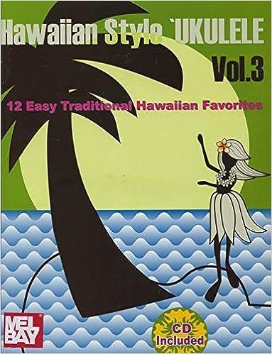 Amazon Hawaiian Style Ukulele Volume 3 9780977408382