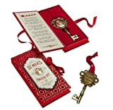Grasslands Road Holiday Presents St. Nick's Magical Key Keepsake with Storybook, Gift Boxed
