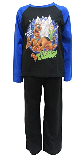 9f359a7070 Amazon.com  Scooby-Doo Boy s Pajamas 4-5 Years  Clothing