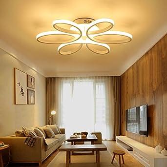 lemumu Wohnzimmer Floral LED Lampe Lampen-Decke Schlafzimmer ...