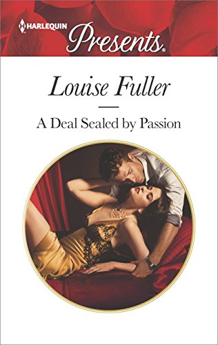 book cover of A Deal Sealed by Passion
