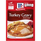 #7: McCormick Turkey Gravy Mix, 0.87 oz