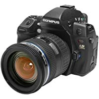 Olympus Evolt E-3 10.1MP Digital SLR Camera with Mechanical Image Stabilization + Olympus Zuiko 12-60mm f/2.8-4.0 Digital ED SWD Lens