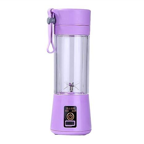 Vaso de zumo eléctrico USB, batidora de exprimidor, mini ...