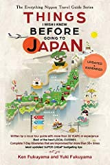 "Want to experience Japan at its fullest potential without spending tons of your precious time on a monstrous 800 pages travel guide? Then, ""Things I Wish I Knew Before Going to Japan"" is all you need! In this book, Ken Fukuyama and Yuki Fuku..."