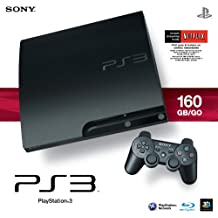 PlayStation 3 160GB - Standard Edition