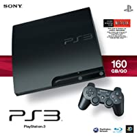 Sony Playstation 3 160GB System