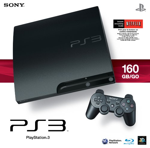 Sony Playstation 3 160GB (Used Ps3)