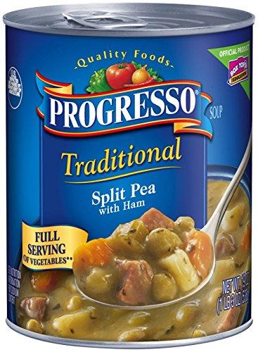 (Progresso Split Pea & Ham Soup, 19 oz)