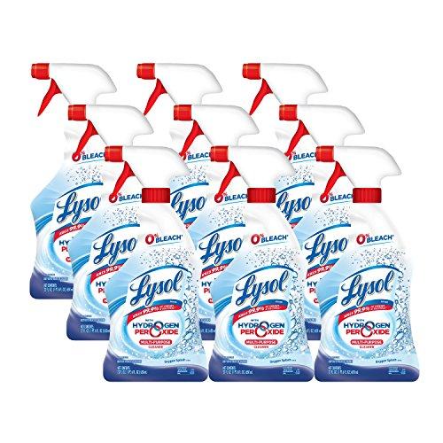 bleach hydrogen peroxide multi purpose
