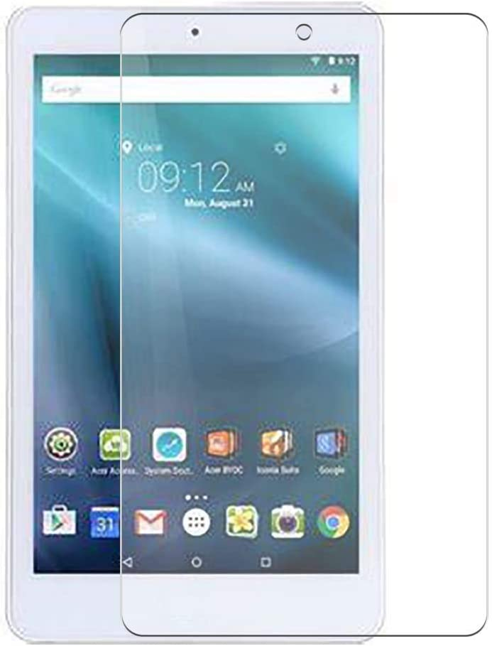 Puccy Privacy Screen Protector Film, Compatible with ACER A1-860 Iconia Tab 8 8