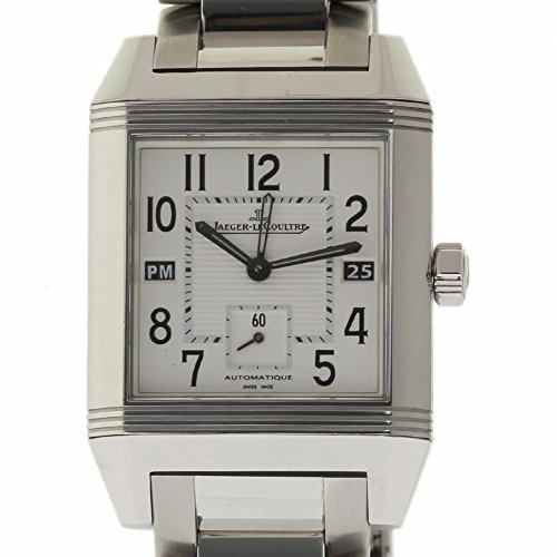 Jaeger LeCoultre Reverso Swiss-Automatic Male Watch 230.8.77 (Certified ()