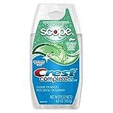 Crest Complete Multi-Benefit Whitening Minty Fresh Flavor Liquid Gel Toothpaste 4.6 Oz