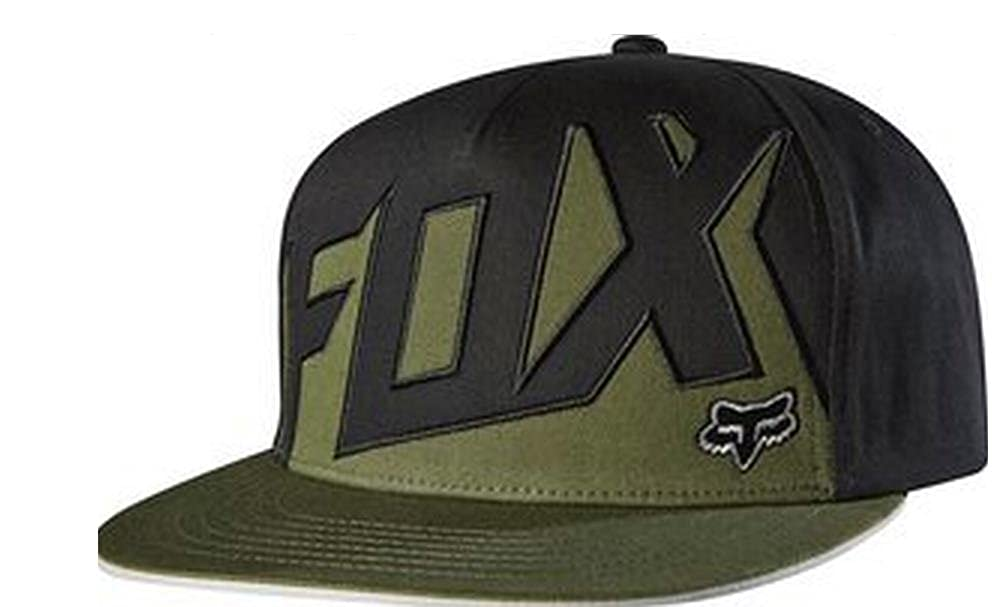 Gorra Fox Racing: Projector Snapback BK/GN: Amazon.es: Ropa y ...