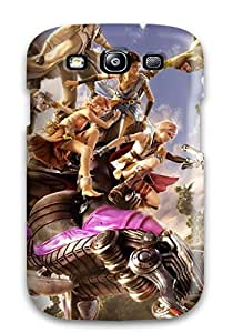 Faddish Phone Final Fantasy Xiii Game Case For Galaxy S3 / Perfect Case Cover