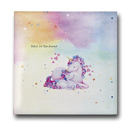Baby Photo Book & Journal 2018 Gift for New Moms: Magical-Handmade Memory Album.