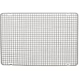Nordic Ware 43347 Oven Safe Nonstick Baking & Cooling Grid (Big Sheet), One, Steel