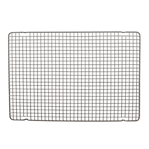 Nordic Ware 43347 Oven Safe Nonstick Baking and Cooling Grid (Big Sheet), One, Steel
