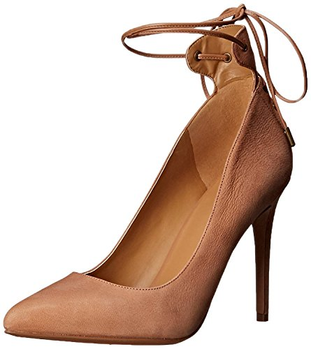 natural leather pumps - 9