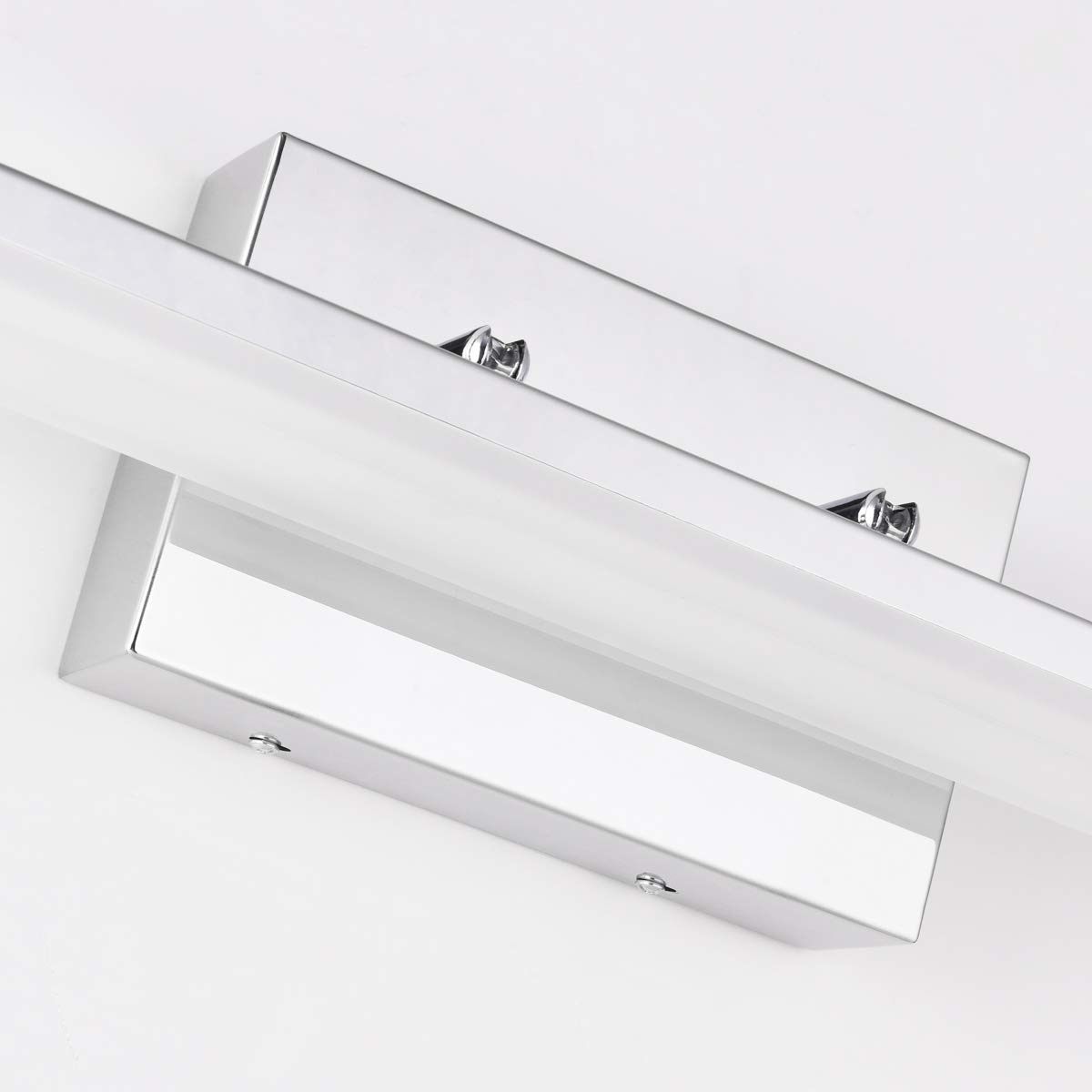 mirrea 36in Modern LED Vanity Light for Bathroom Lighting Dimmable 36w Cold White 5000K