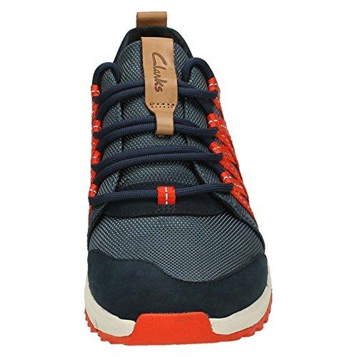 Clarks Damen Tri Trail Sneaker Blau