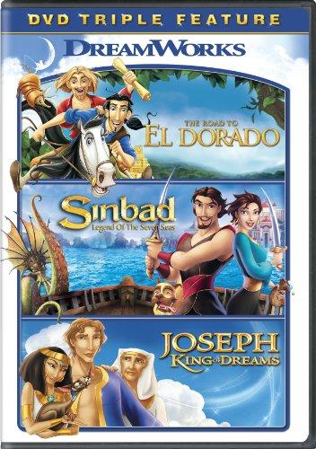 The Road to El Dorado / Sinbad: Legend of Seven Seas / Joseph: King of Dreams