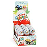 Kinder Surprise Chocolate Eggs with Toys, Classic, 24 pack, 480 grams (20gx24)