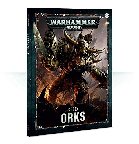 - Citadel Games Workshop Warhammer 40K: Codex Orks