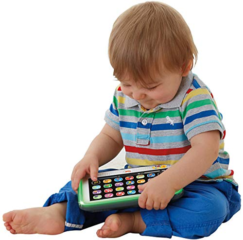 51Q306mEZ9L - Fisher-Price Laugh & Learn Smart Stages Tablet