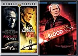 Triple Crime Clint Eastwood Bloodwork + Absolute Power & True Crime Movie Collection 3 Film Feature pack