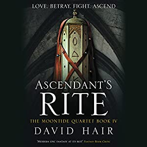 Ascendant's Rite Audiobook