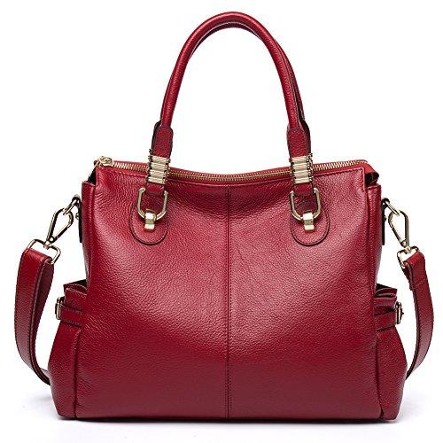 Leather Designer Handbags: Amazon.com