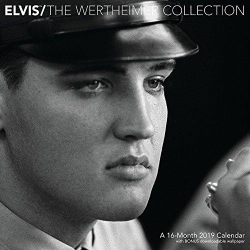 Elvis - Wertheimer Wall Calendar (2019)