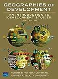 """Geographies of Development An Introduction to Development Studies"" av Robert Potter"
