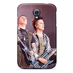High Quality Hard Phone Covers For Samsung Galaxy S4 (SeL9540KWno) Provide Private Custom Nice Avenged Sevenfold Band A7X Skin