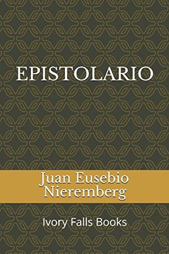 EPISTOLARIO (Spanish Edition)