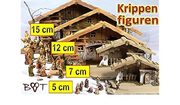 285277fd8d1 Grandes Figuras de belén Belén 12 piezas Juego de Figuras de belén para Navidad  belenes Belén 7 cm María
