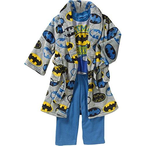 Toddler Piece Batman Bathrobe Pajama product image