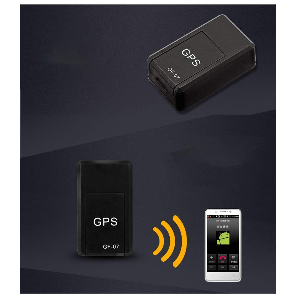 Mini GPS rastreo Dispositivo, Konesky niños GPS rastreo localizador Coche magnético GPS Tracker portátil en Tiempo Real de posicionamiento Dispositivo para ...