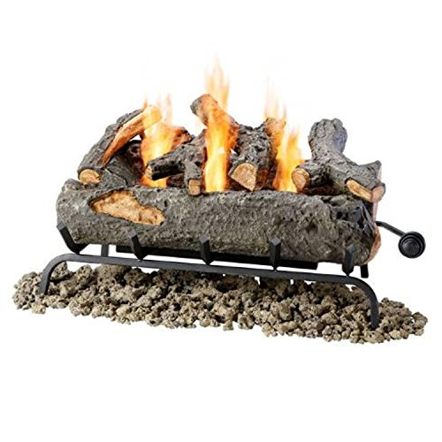 gas flame fireplace - 4