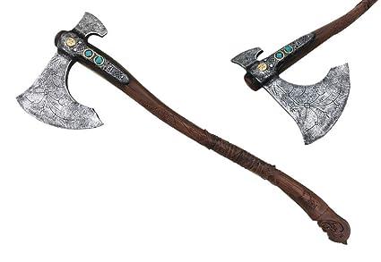 Amazon.com: Disfraz de hacha medieval Leviathan de 36.2 in ...