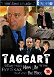 Taggart: Halfway House / Hardman / Fade To Black / Blood Money / New Life / Bad Blood [DVD]