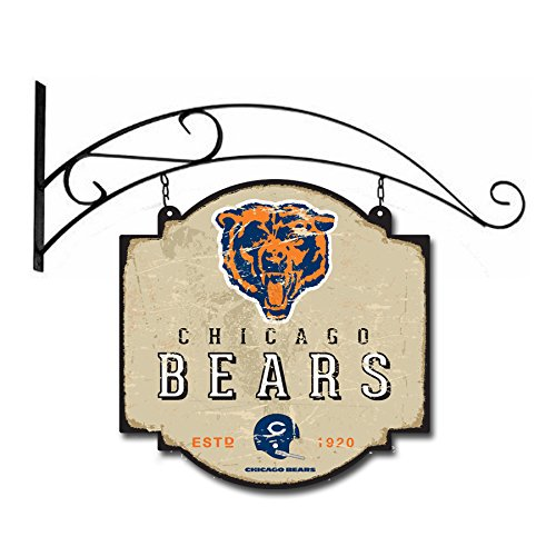 NFL Chicago Bears Tavern Sign